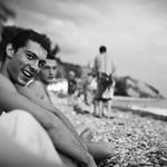 Пляж Буревестник