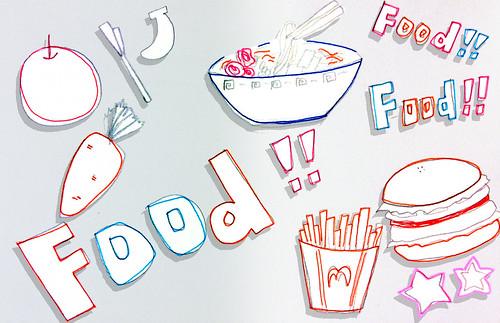 Food: Naoko O (Japan)