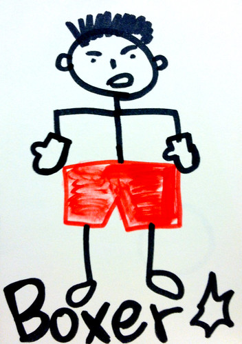 Boxer: Yoshizawa Mika (Japan)