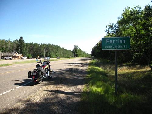 08-17-2012 Ride - Parrish, WI