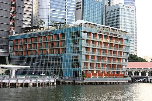 Singapore: Luxury Travel Insider Guide 2012 Fullerton Bay Hotel