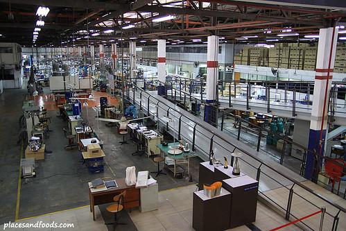 royal selangor factory