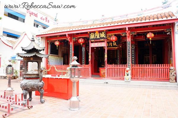 Singora Tram Tour - songkhla old town thailand-011