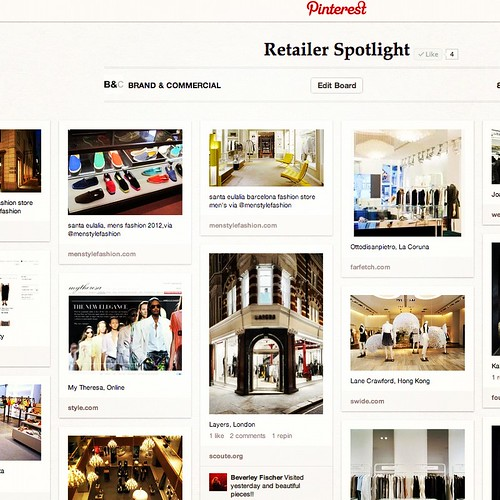 Pinterest Retailer Spotlight
