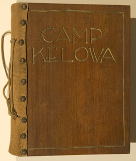 Camp Kelowa (Huntington Lake) Publicity Book, 1931