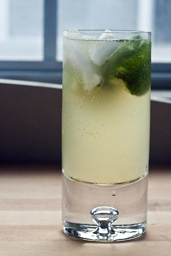 sparkling roasted jalapeno cooler