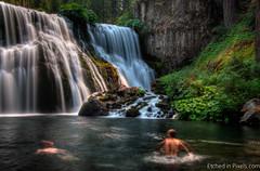 Wading Through Paradise