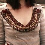 ninny collar from Poshmarker