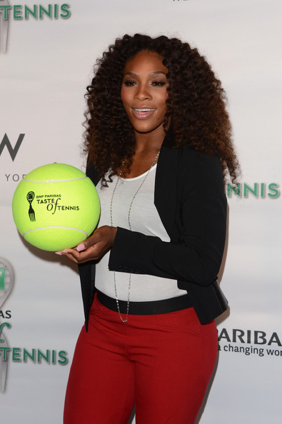 Serena+Williams+13th+Annual+BNP+PARIBAS+TASTE+yQj0  SP_CnjMl