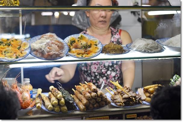 Street Food @ Ben Thanh Market