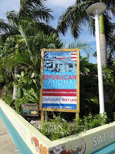 Bungalow Welcomes the RNC