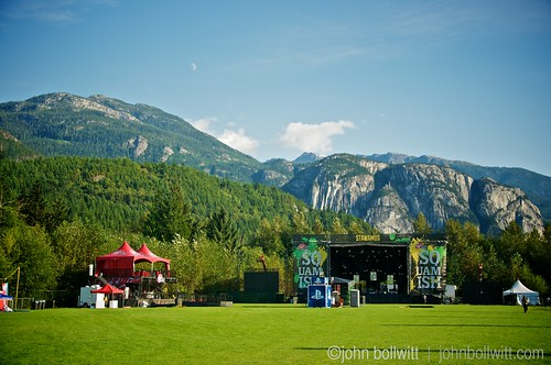Live At Squamish 2012 - Friday