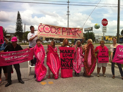 CODEPINK at the RNC
