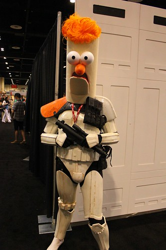 Beaker Stormtrooper - Star Wars Celebration VI
