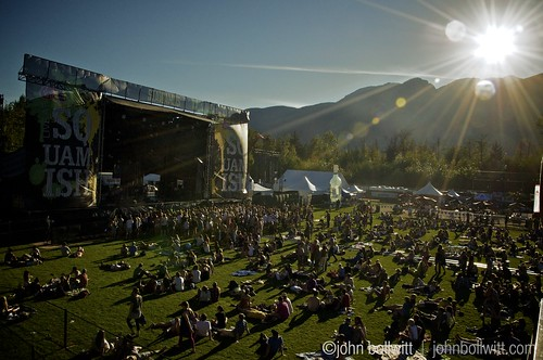 Live At Squamish 2012