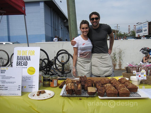 Waldorf Hotel Food Cart Festival/It's to Die For Banana Bread