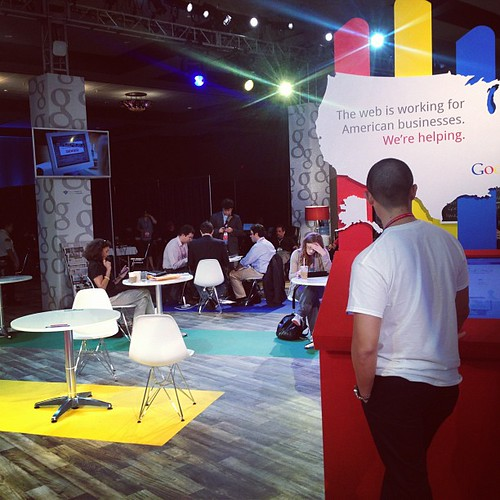 Very cool google media center