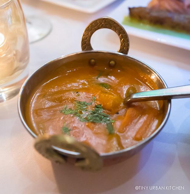 Carrot-based sauce