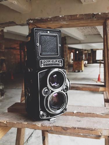 My Rolleiflex 2.8E