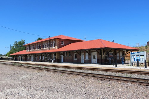 railroad downtown historic amtrak missouri trainstation depot poplarbluff butlercounty nationalregisterofhistoricplaces nrhp constructed1910