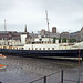 MV 'Balmoral' at Dundee. Aug'83. by David Christie 14