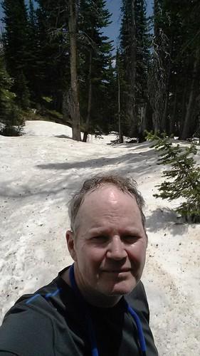 jbrew snow hiking colorado