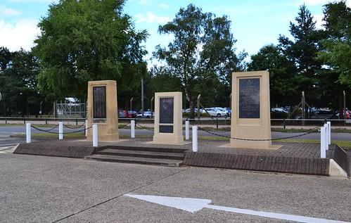 Former RAF Martlesham Heath