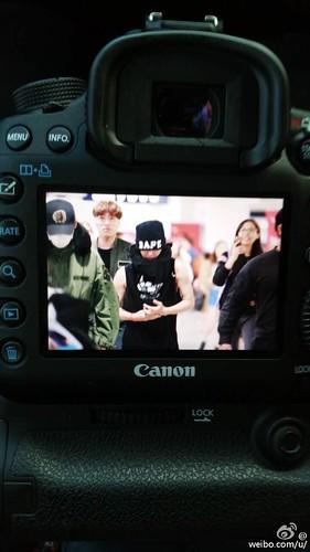 BIGBANG arrival Melbourne 2015-10-20 by vavaQQ (1)