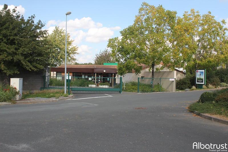 photo du golf Golf Club de Niort - Practice - Putting green