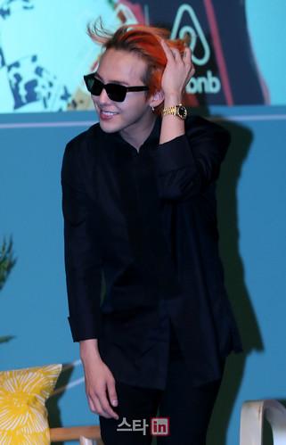 G-Dragon - Airbnb x G-Dragon - 20aug2015 - Star in - 33