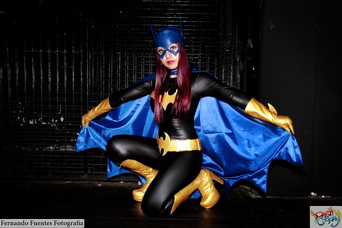 Cosplay Dc Comics