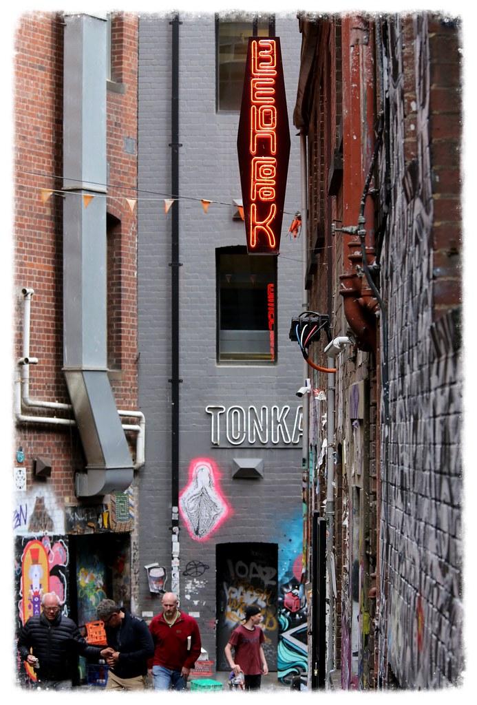 DUCKBOARD PLACE MELBOURNE ©