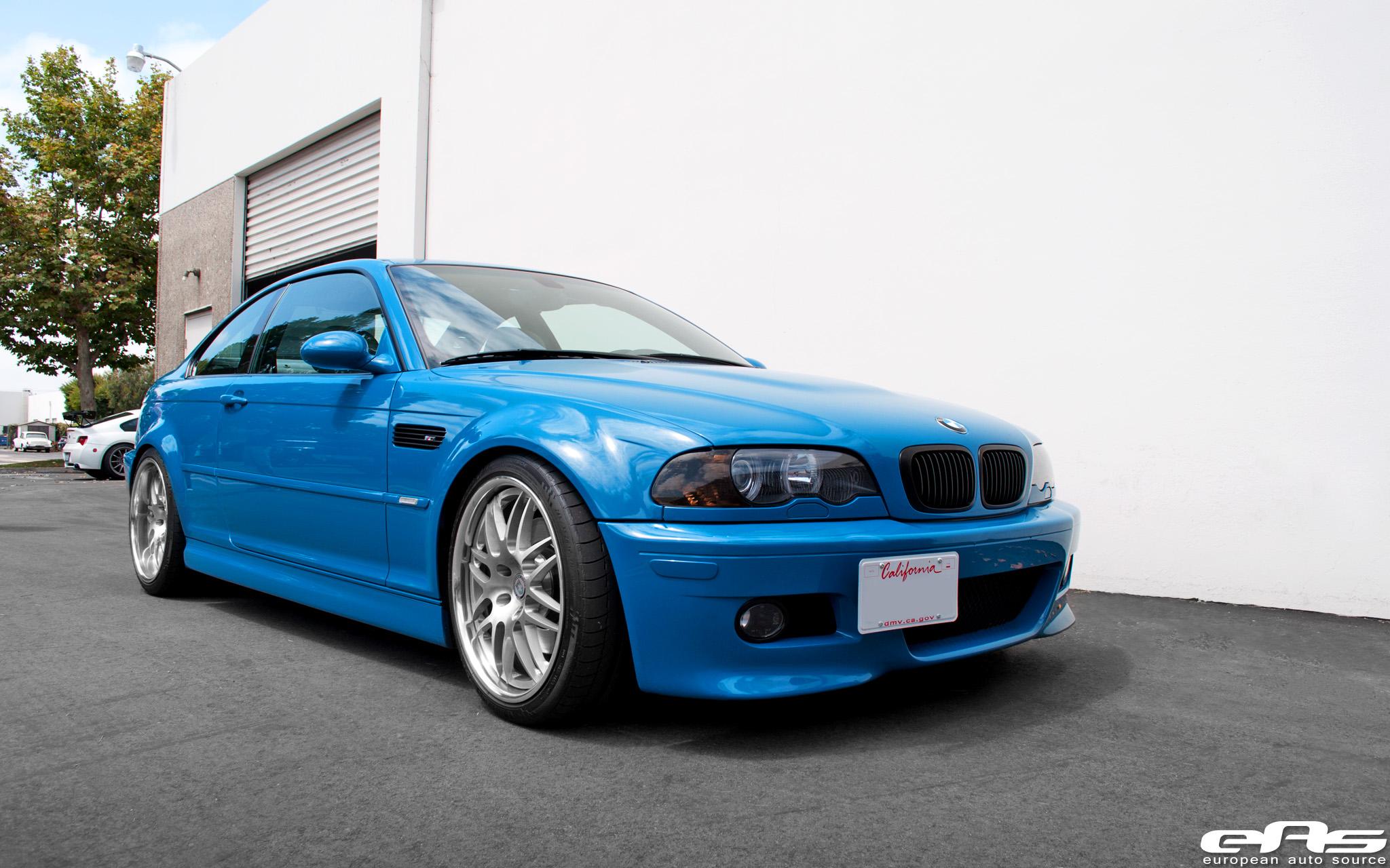 Mint Condition LSB E46 M3 | BMW Performance Parts & Services