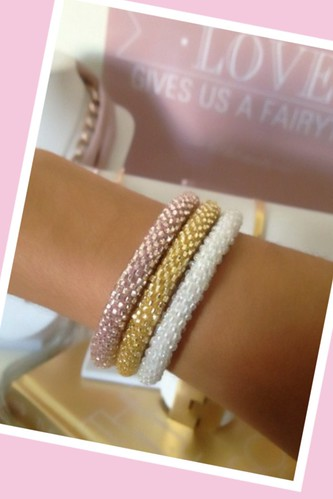 Lily & Laura Mae Movement Bracelets
