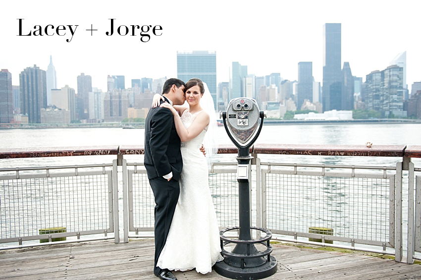 Lacey + Jorge, Long Island City NYC