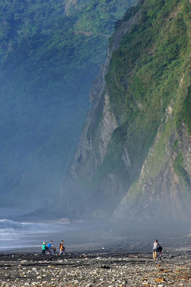 萼溫斷崖,朝陽步道-023