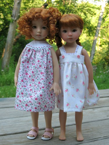 Red headed friends by elizabeth's*whimsies
