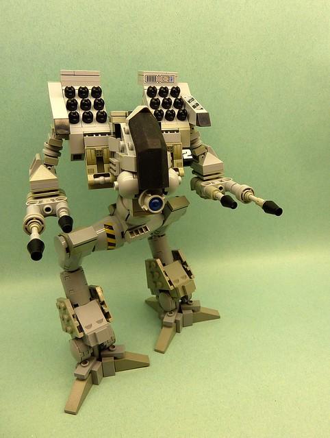 Mad Hawk - 1