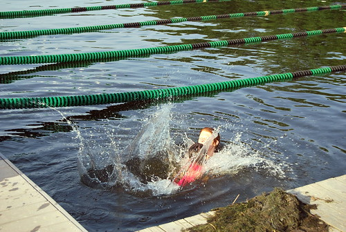 swimming - dive 6
