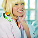 Shiemi Moriyama from Blue Exorcist by Xi Za - Anime Expo 2012