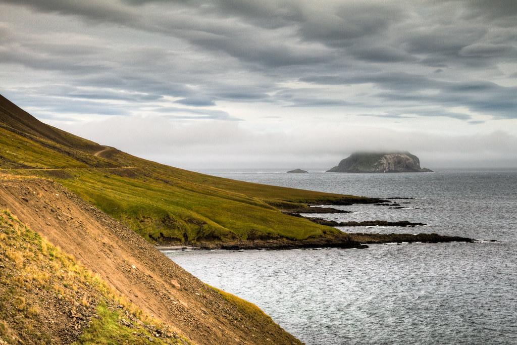 The Road to Eskifjörður