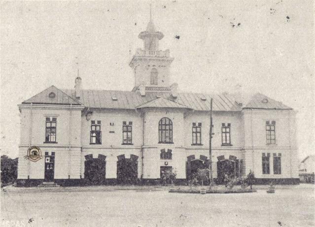 Focsani - vechiul sediu al Pompierilor…
