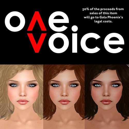 One Voice Gala Skin