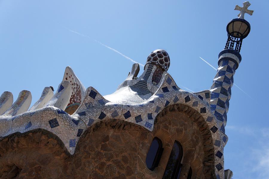 Парк Гуэля, Барселона, Испания - авторские путешествия Kartazon Dream