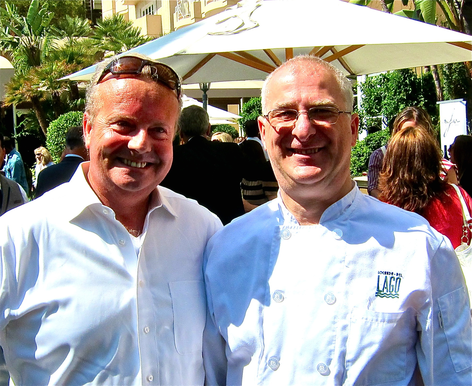 Santa Monica's Locanda del Lago owner and chef