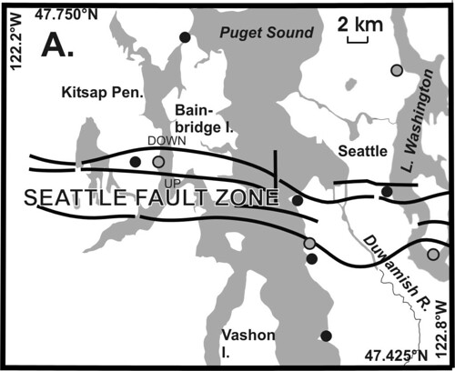 Seattle Fault Zone