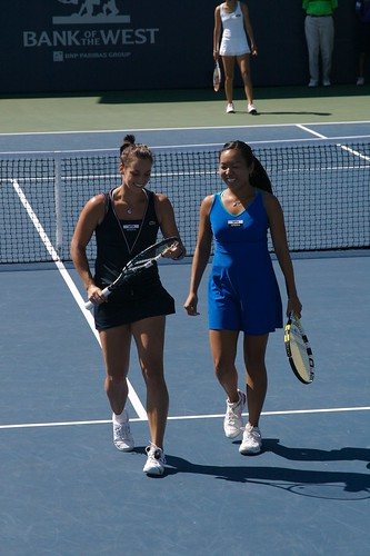 Bank of the West Classic 2012 - Gajdosova-King vs. Chan-Chan