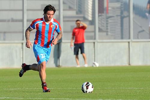 """Catania, Alvarez: """"Io credo in questa squadra e soprattutto in questo gruppo""""$"""