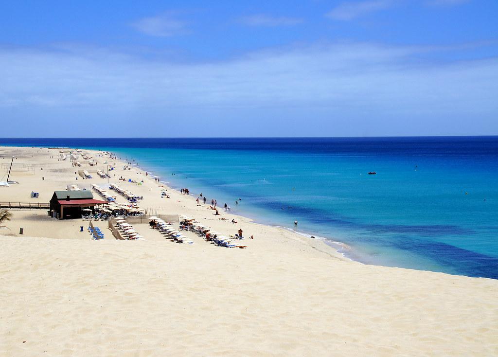 Fuerteventura канары
