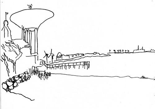 Water Tower i Landskrona